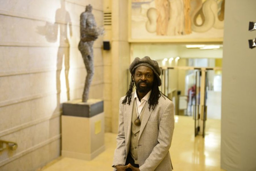 Freddy Tsimba, invité culture de France Culture